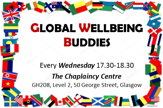 Global Wellbeing Buddies
