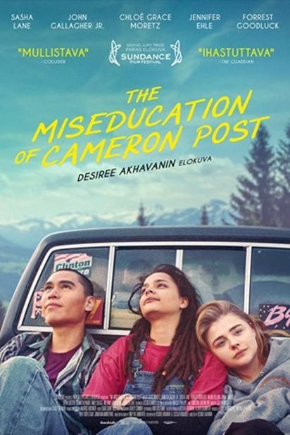 LGBT+ History Month Film Screening - The Miseducation of Cameron Post