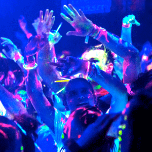 Freshers - UV Paint Party