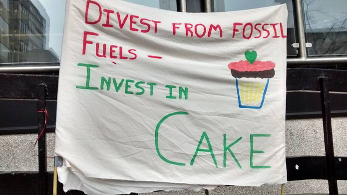 Fossil Free and Campaigns Workshop