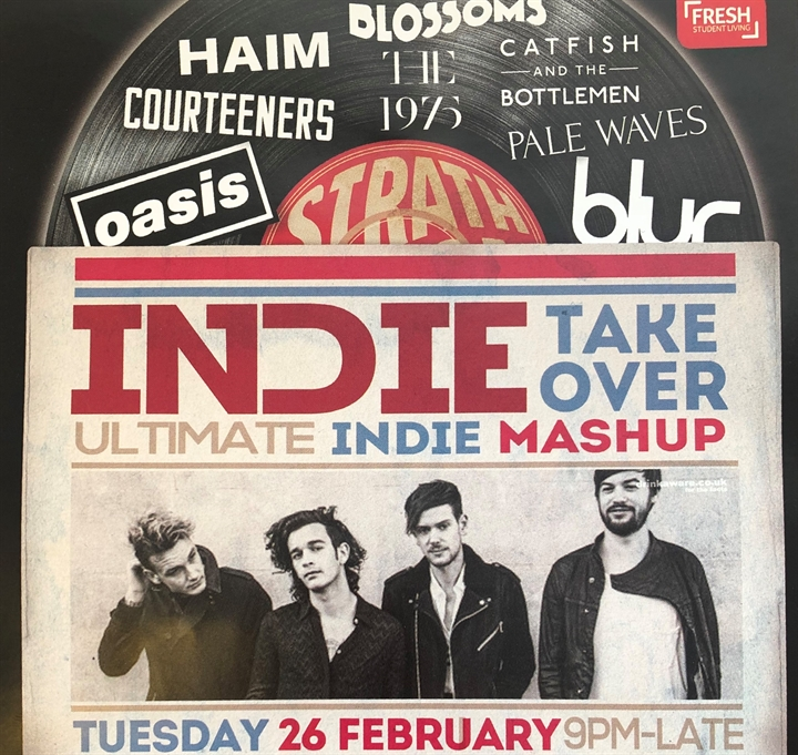 Indie Takeover