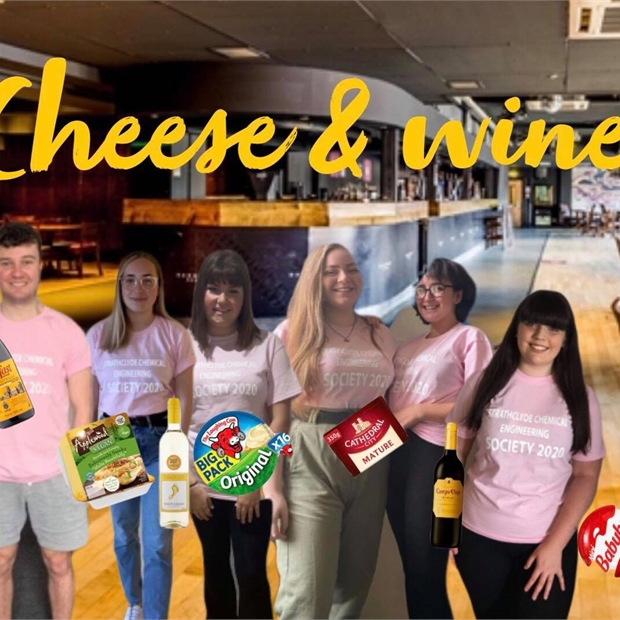 Chemical Engineering Society Cheese and Wine Night