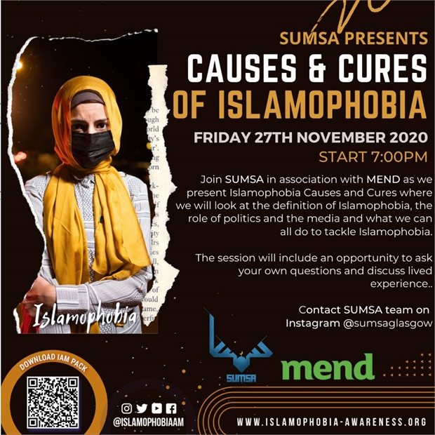SUMSA - Causes & Cures of Islamophobia