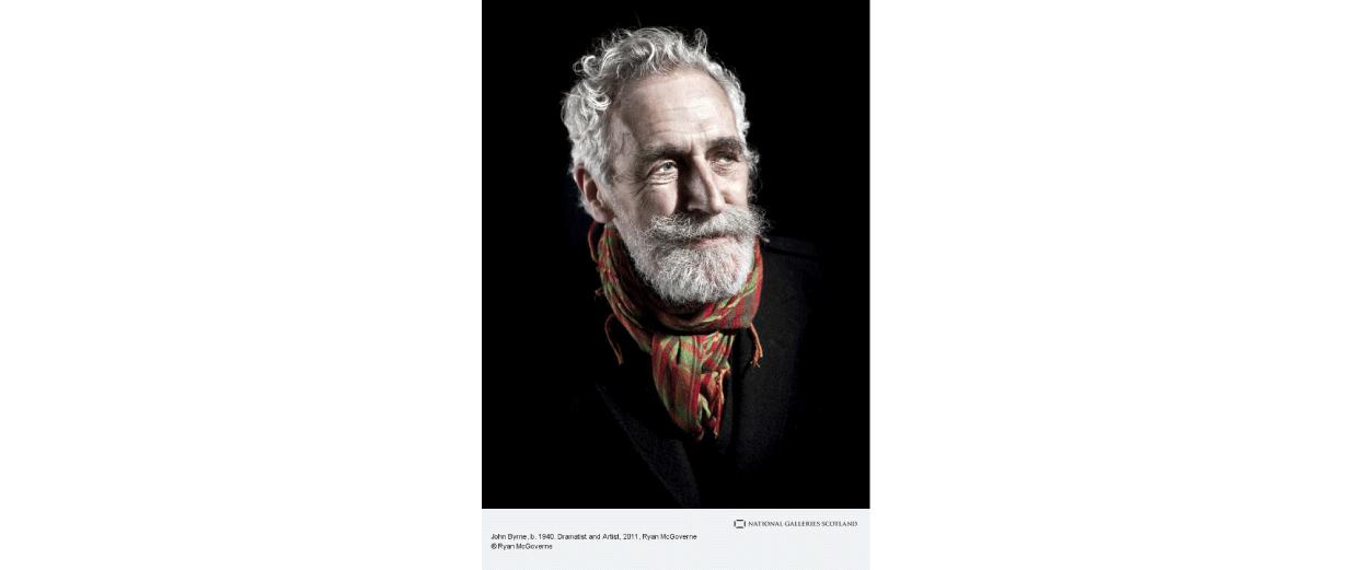 John Byrne, National Galleries Scotland, © Ryan McGoverne