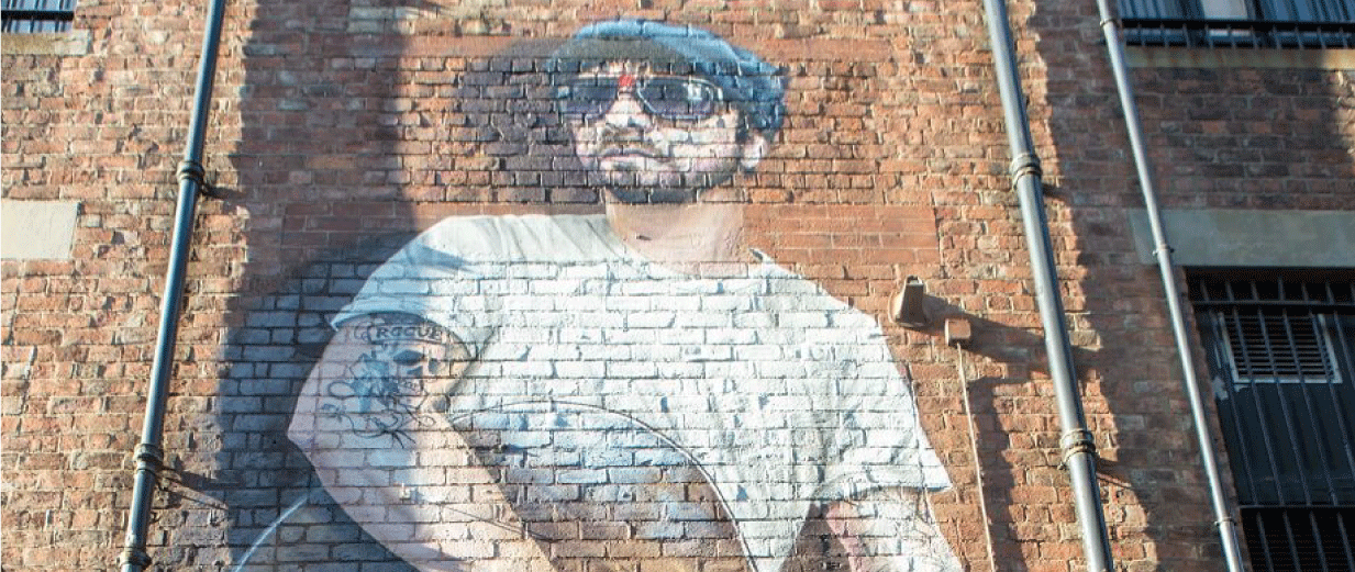 The Musician Mural