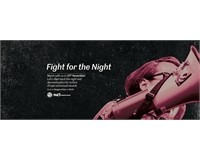 Fight For The Night Banner