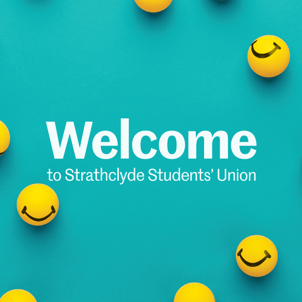 Strathclyde Welcome 2020