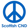 Scottish Campaign for Nuclear Disarmament logo