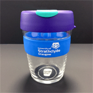 Image for Strathclyde Keep Cup (Glass) - Green