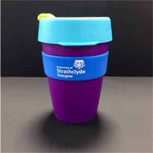 Image for Strathclyde Keep Cup (Medium) - Blue and Purple