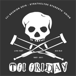 Image for TFI Friday T-Shirt (Small)