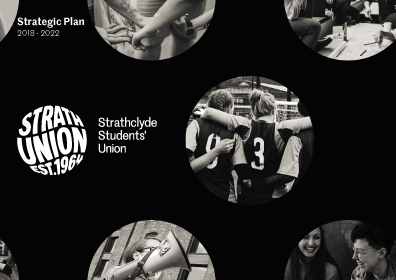 Strath Union Strategic Plan 2018-2022