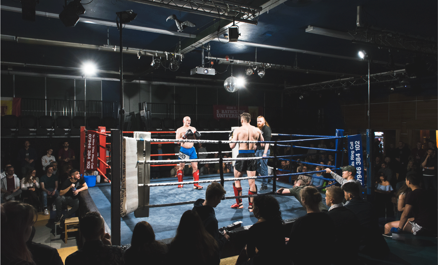 Muay Thai Fight Night in Vertigo