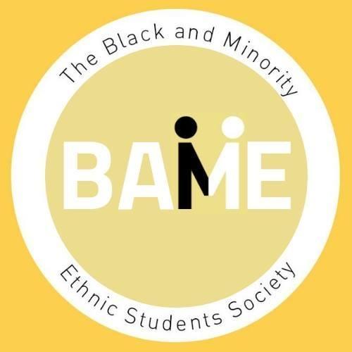 BAME Students Strathclyde Logo